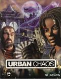 Urban Chaos Windows Front Cover