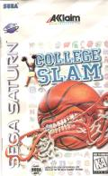 College Slam SEGA Saturn Front Cover