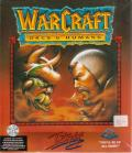 WarCraft: Orcs & Humans DOS Front Cover