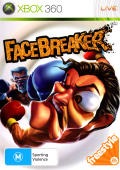 Facebreaker Xbox 360 Front Cover