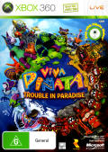 Viva Piñata: Trouble in Paradise Xbox 360 Front Cover