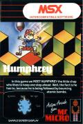 Humphrey MSX Front Cover