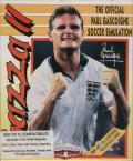 Gazza II DOS Front Cover