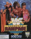 WWF European Rampage Tour DOS Front Cover