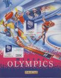 Winter Olympics: Lillehammer '94 DOS Front Cover