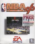 NBA Live 96 DOS Front Cover