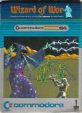 Wizard of Wor Commodore 64 Front Cover