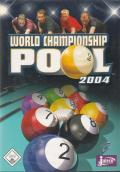World Championship Pool 2004 Windows Front Cover
