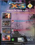 XS DOS Back Cover