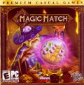 Magic Match: Journey to the Lands of Arcane Windows Other Jewel case -- cover