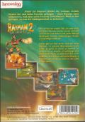 Rayman 2: The Great Escape Windows Back Cover