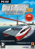 Ship Simulator 2008 (Collector's Edition) Windows Front Cover