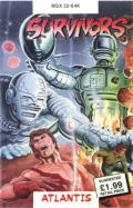 The Survivors MSX Front Cover
