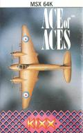 Ace of Aces MSX Front Cover