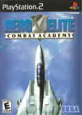 Aero Elite: Combat Academy PlayStation 2 Front Cover