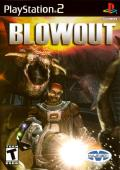 Blowout PlayStation 2 Front Cover