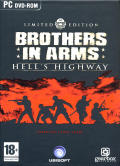 Brothers in Arms: Hell's Highway (Limited Edition) Windows Front Cover