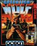 Operation Wolf MSX Front Cover