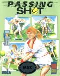 Passing Shot MSX Front Cover