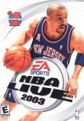 NBA Live 2003 Windows Front Cover