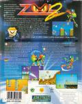 Zool 2 DOS Back Cover