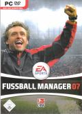 FIFA Manager 07 Windows Front Cover