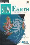 SimEarth: The Living Planet Windows 3.x Front Cover