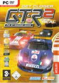 GTR 2: FIA GT Racing Game Windows Front Cover