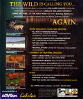 Cabela's Big Game Hunter 4 Windows Back Cover