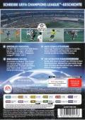 UEFA Champions League 2006-2007 Windows Back Cover