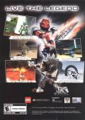 Bionicle Windows Back Cover