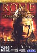 Rome: Total War - Barbarian Invasion Windows Front Cover
