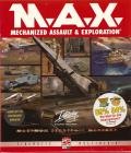 M.A.X.: Mechanized Assault & Exploration DOS Front Cover