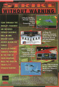 F-117 Night Storm Genesis Back Cover