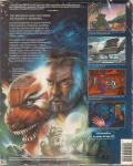 Ringworld: Revenge of the Patriarch DOS Back Cover