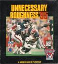 Unnecessary Roughness '95 DOS Front Cover