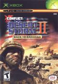 Conflict: Desert Storm II: Back to Baghdad Xbox Front Cover