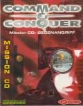 Command & Conquer: Red Alert - Counterstrike DOS Front Cover