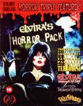 Elvira's Horror Pack DOS Front Cover