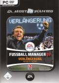 FIFA Manager 07: Extra Time Windows Front Cover