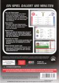 FIFA Manager 07: Extra Time Windows Back Cover