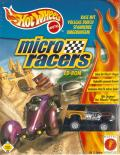 Hot Wheels: Micro Racers Windows Front Cover