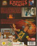 Time Gate: Knight's Chase DOS Back Cover