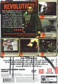 Marc Ecko's Getting Up: Contents Under Pressure PlayStation 2 Back Cover