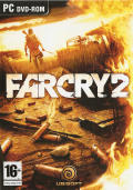 Far Cry 2 (Collector's Edition) Windows Other Game Keep Case - Front