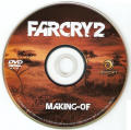 Far Cry 2 (Collector's Edition) Windows Media Making-of Disc