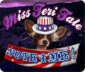 Miss Teri Tale: Vote 4 Me! Windows Front Cover
