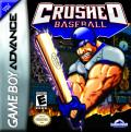 Crushed Baseball Game Boy Advance Front Cover
