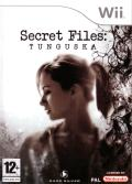 Secret Files: Tunguska Wii Front Cover