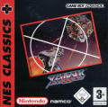 Xevious Game Boy Advance Front Cover